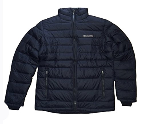 Columbia Men's New Discovery Water Resistant Puffer Jacket ...